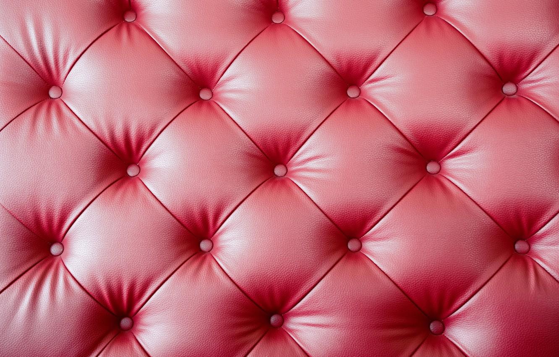 Фото обои текстура, кожа, texture, pink, leather, обивка, upholstery