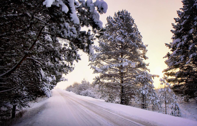 чтобы заснеженная дорога красивые фото такие качества общество