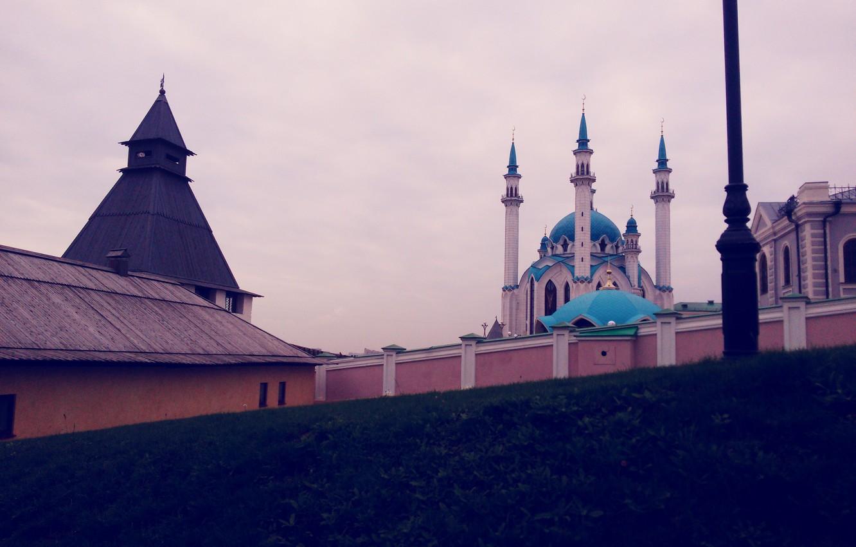 Обои Татарстан, кул шариф, мечеть, Казань. Города foto 14