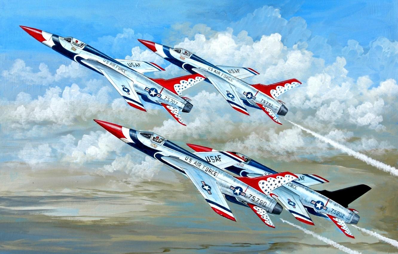 Обои F-5, Цанадайр, NF-5АБ, шоу. Авиация foto 10