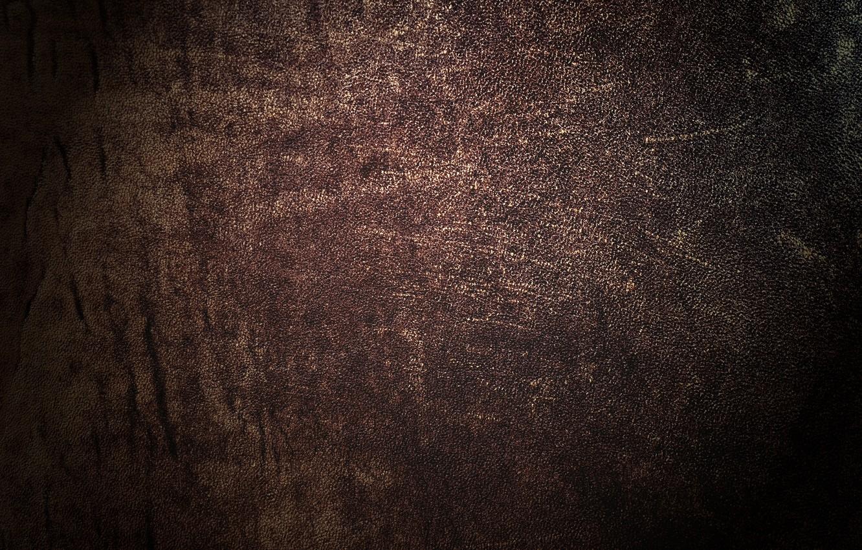 Фото обои трещины, текстура, кожа, коричневая, leather, темная
