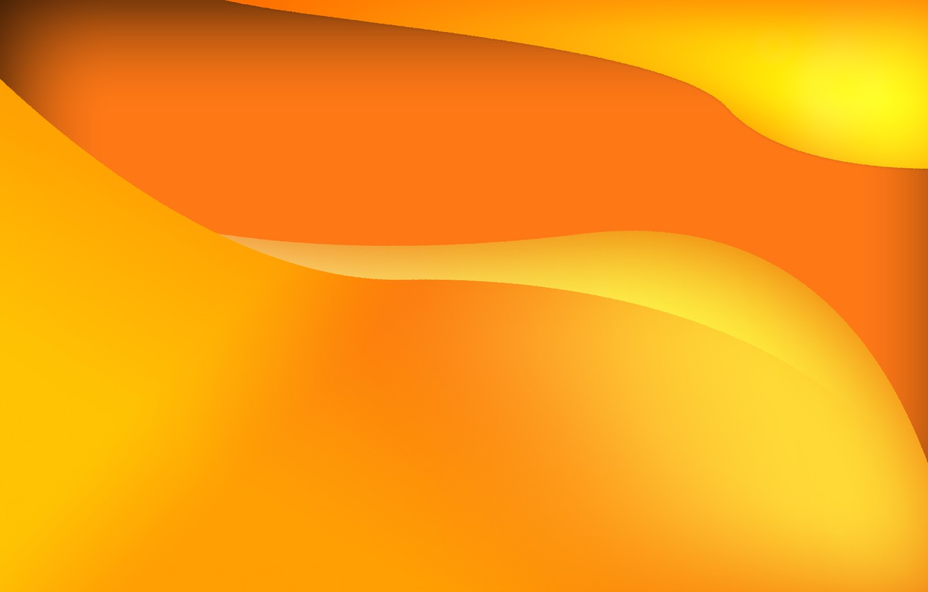 Обои yellow, warm, absrtact, sunshine, orange. Абстракции foto 12