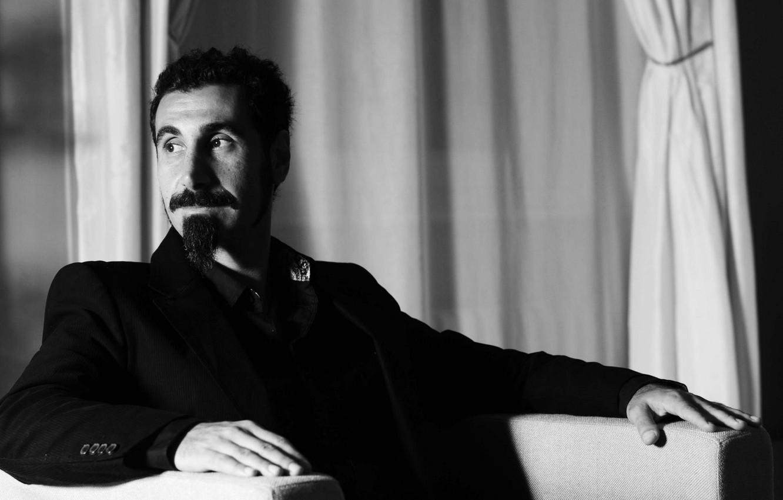 Фото обои музыкант, Serj Tankian, S.O.A.D