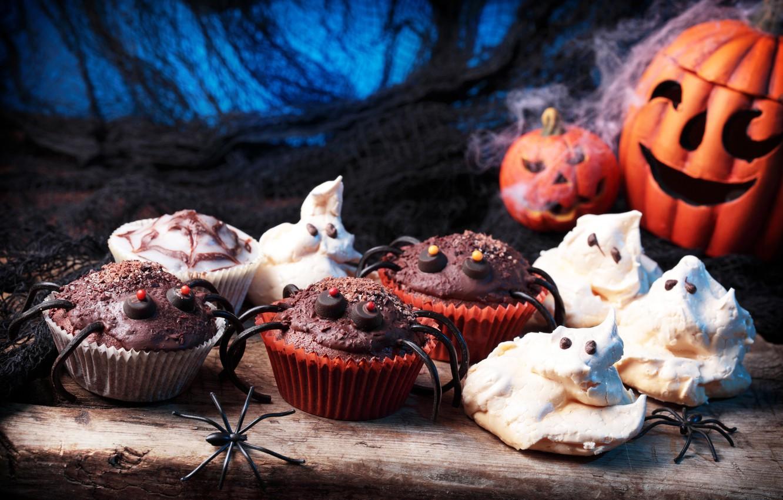 Обои Halloween. Еда foto 11