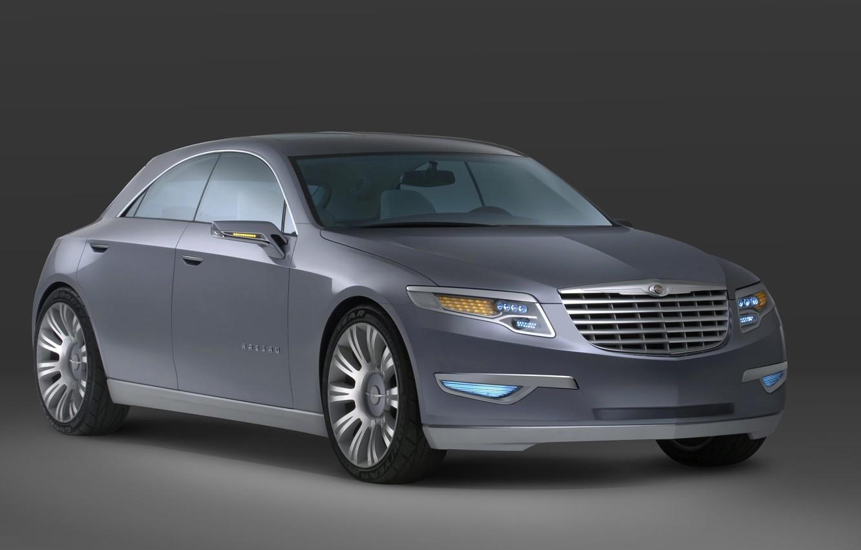 Фото обои Chrysler, concept, Nassau