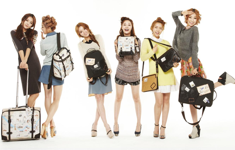Фото обои музыка, девушки, азиатки, Южная Корея, Kpop, DalShabet