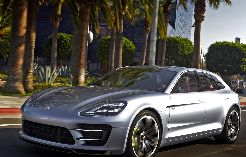 Фото обои Concept, Porsche, Спорт, Скорость, Концепт, Panamera, Turismo, Car, Порше, Автомобиль, Wallpapers, Sport, Панамера, Обоя, Спорткар, …