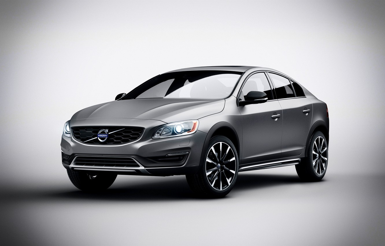 Фото обои Volvo, вольво, Cross Country, S60