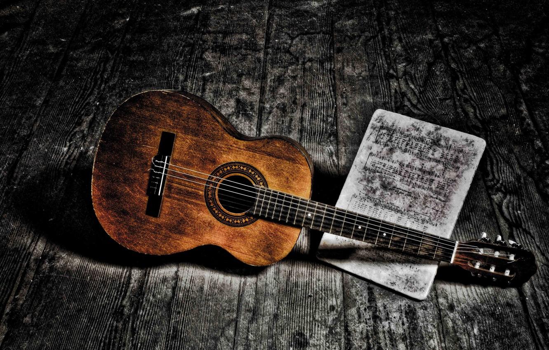 Обои музыка, гитары. Музыка foto 10