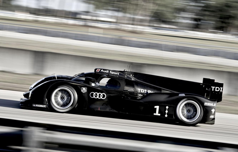 Фото обои машина, авто, audi, спорт, монстр, TDI, тачка, гонки, sport, прототип, болид, карт, трэк, дизель, победитель, …