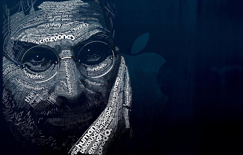 Oboi Sinij Bukvy Fon Temnyj Ipod Apple Muzhchina Iphone Black