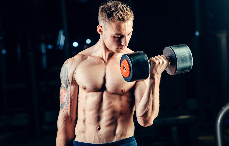 мягкого сочного фотосессия для мужчин фитнес работают