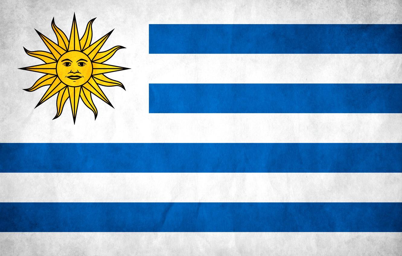 Фото обои текстура, флаг, уругвай, flag, Uruguay