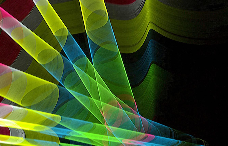 Обои трубка, Цвет, свет. Абстракции foto 6