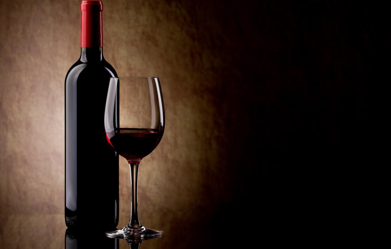 Обои бутылка, стол, бокал, вино, красное. Разное foto 7