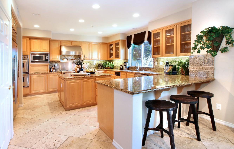 садовая обои на потолок фото дизайн для кухни простые предметы