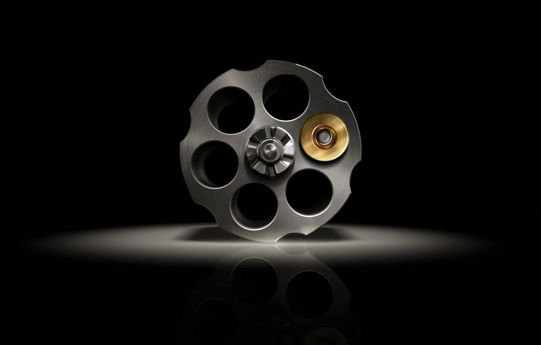 Обои Russian Roulette, Револьвер, Патрон. Разное foto 7