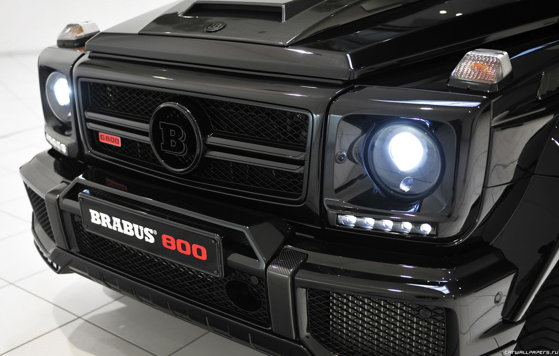 Фото обои Brabus 800, G-klass, Mercedes-Benz-G