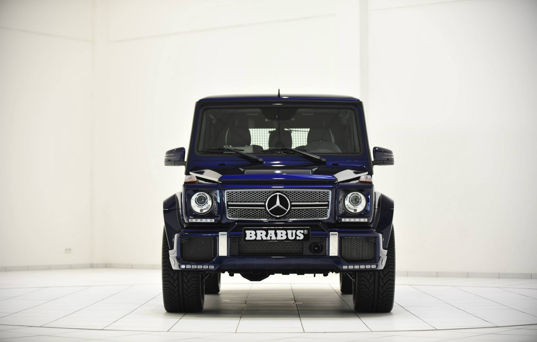 Фото обои Mercedes, Brabus, Widestar, Mystic, G63 AMG