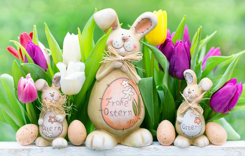 Обои Easter, пасхальные яйца, Happy easter, яйца. Праздники foto 6