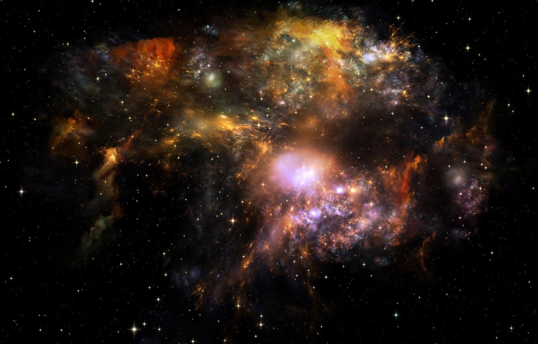 Обои space, universe, stars, background, вселенная. Абстракции foto 11
