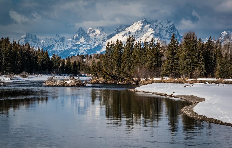 что горное озеро зимой фото разных