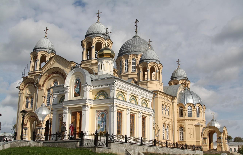 Обои церковь, купол. Города foto 17
