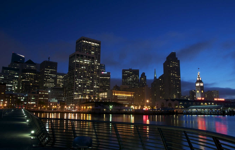 Фото обои city, город, Калифорния, USA, США, Сан Франциско, California, San_Francisco