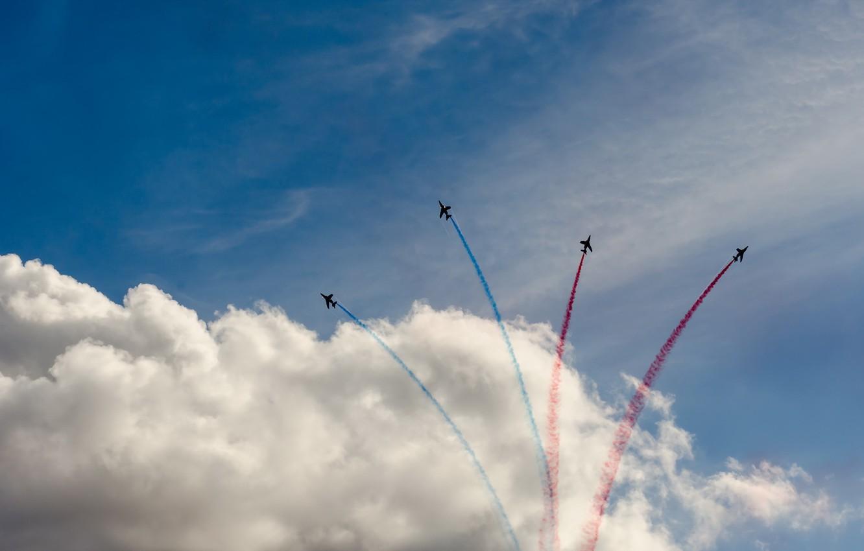 Обои F-5, Цанадайр, NF-5АБ, шоу. Авиация foto 8