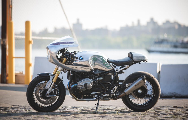 обои Bmw Custom Cafe Racer Ninet Bmw R Ninet Jane Motorcycles
