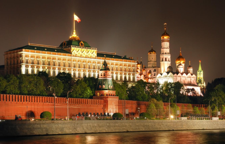 Обои moscow, кремль. Города foto 6