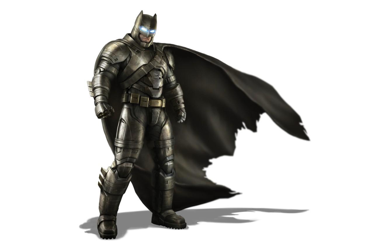 Фото обои Batman, armor, look, pose