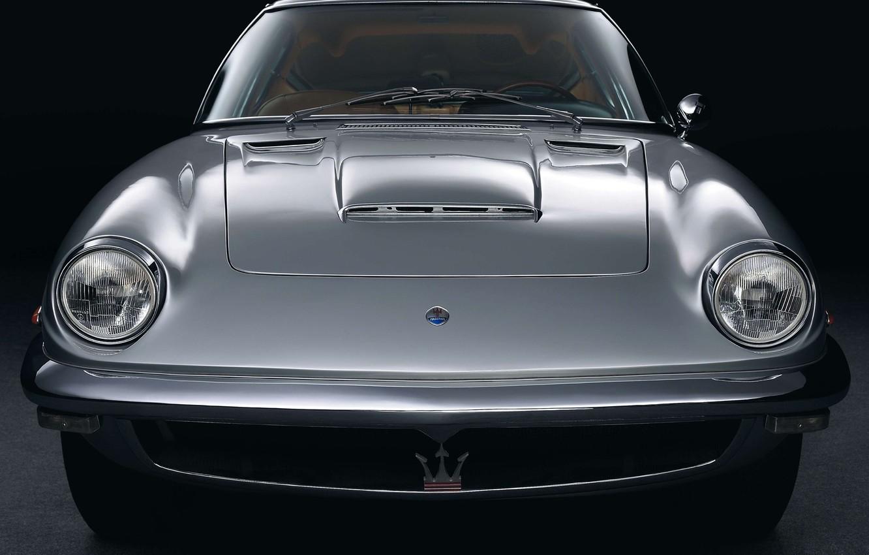 Фото обои Italian, grand tourer, Maserati Mistral