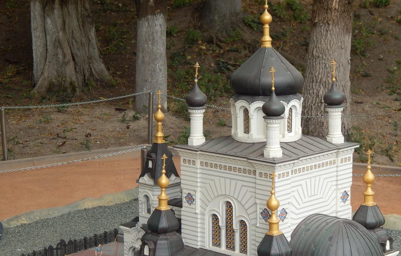 Обои Форосская церковь, Крым. Города foto 7