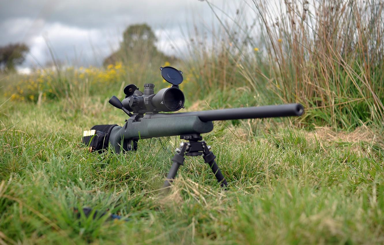 фото винтовок с оптическим прицелом процедурой