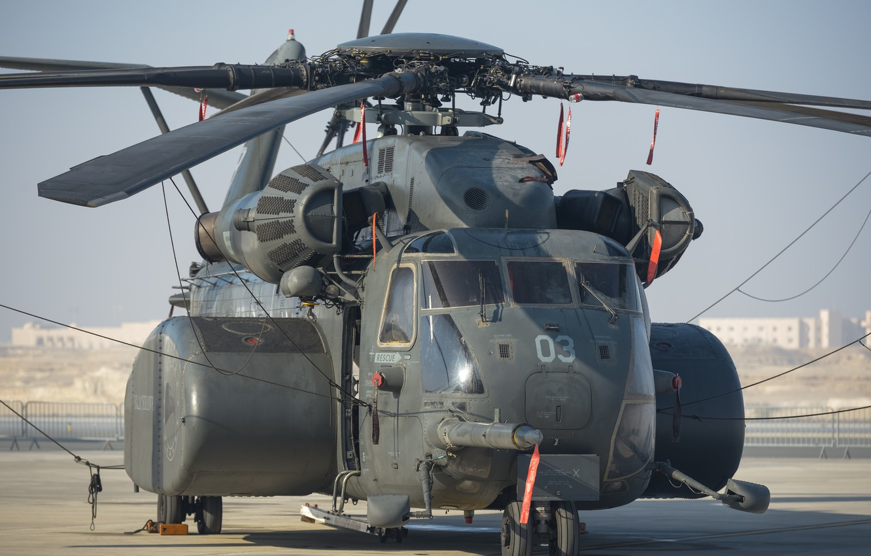 Обои sea dragon, Sikorsky mh-53e, «си дрэгон». Авиация foto 6
