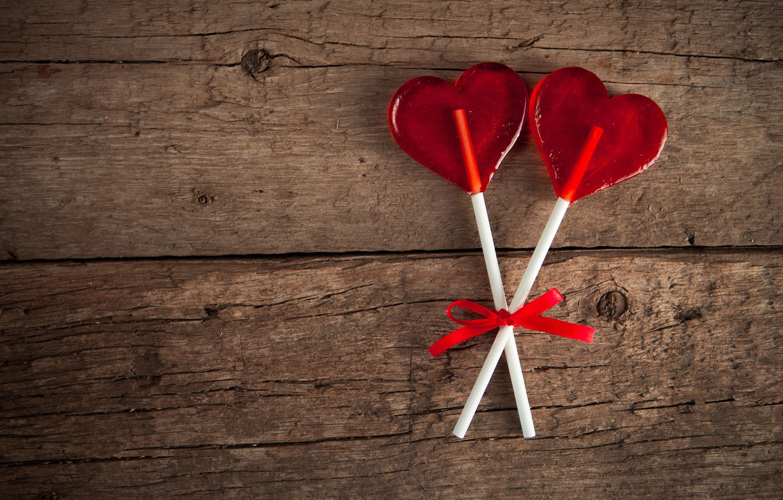 Фото обои любовь, сердце, леденец, love, heart, romantic, lollypop