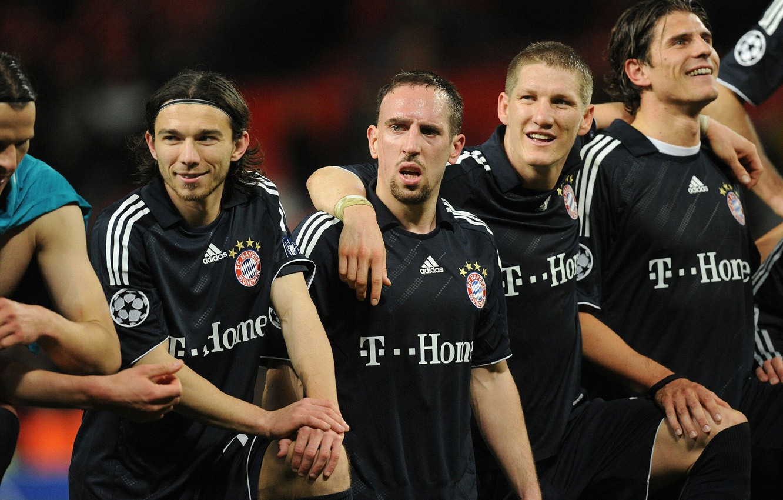 Фото обои футбол, спорт, Бавария