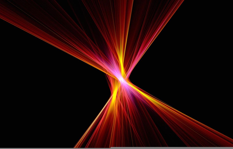 Обои трасса, лучи, спираль, свет, Цвет. Абстракции foto 17