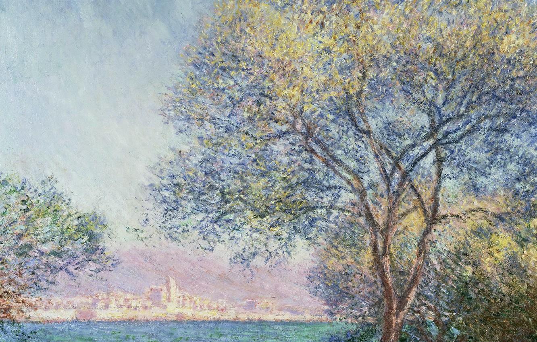 Обои Клод Моне, Пейзаж, картина. Разное foto 12