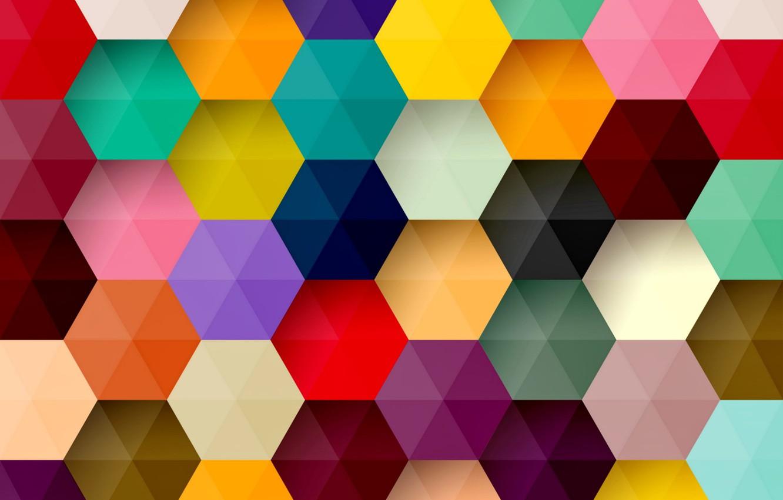 Обои wallpaper, Color, абстракция, обои. Абстракции foto 8