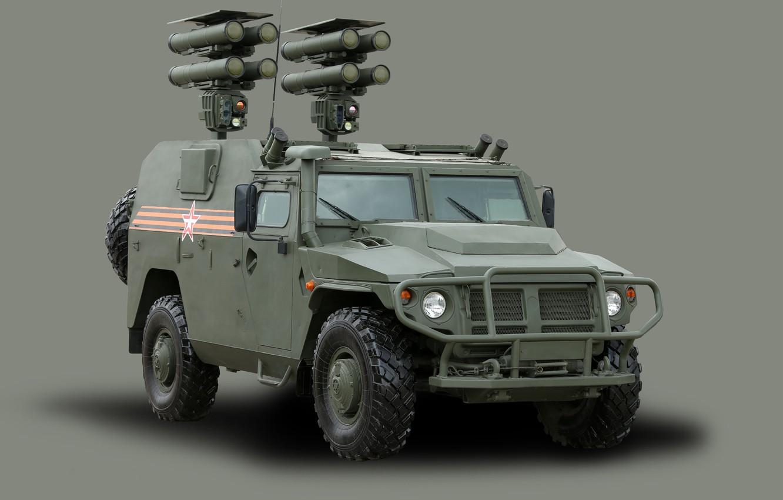 Фото обои тигр, георгиевская лента, 9 мая, бронетехника, бронеавтомобиль, вс россии, вооруженные силы, парад победы, самоходный противотанковый …