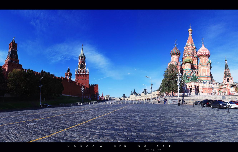 Обои россия, красная площадь. Города foto 7