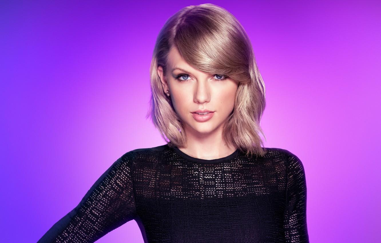 Фото обои фон, портрет, платье, прическа, альбом, певица, Taylor Swift, фотосессия, музыкальный, Тейлор Свифт, 1989, Jonas Akerlund