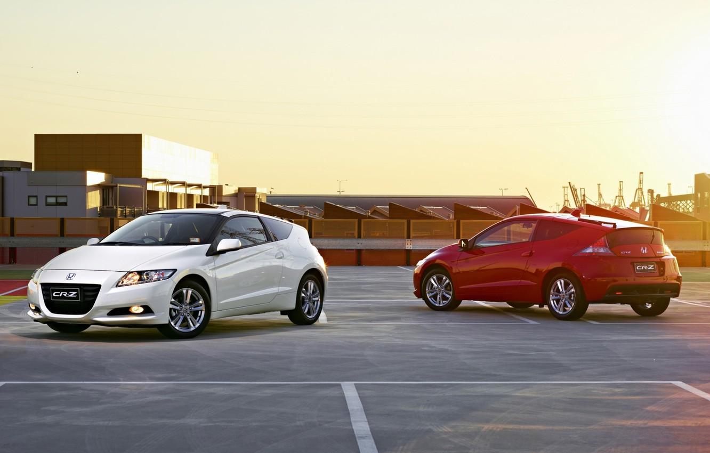 Обои stance, car, Honda cr-z. Автомобили foto 18