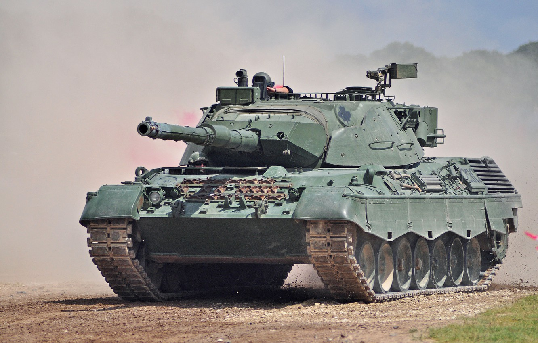 Фото обои танк, боевой, бронетехника, Leopard-C2