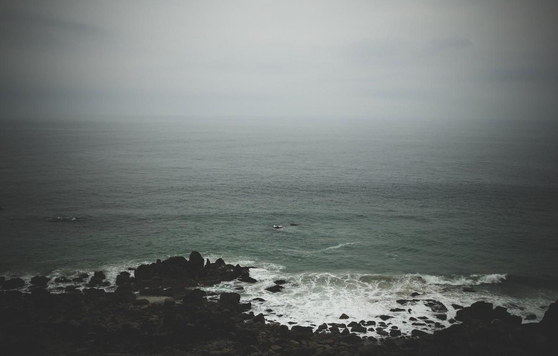 пасмурное море фото позволяет