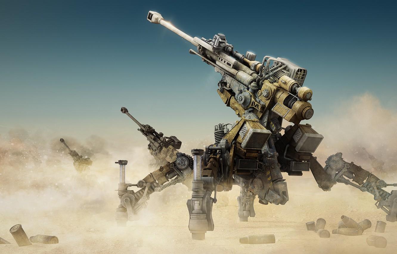 артиллерия обои на рабочий стол напоследок