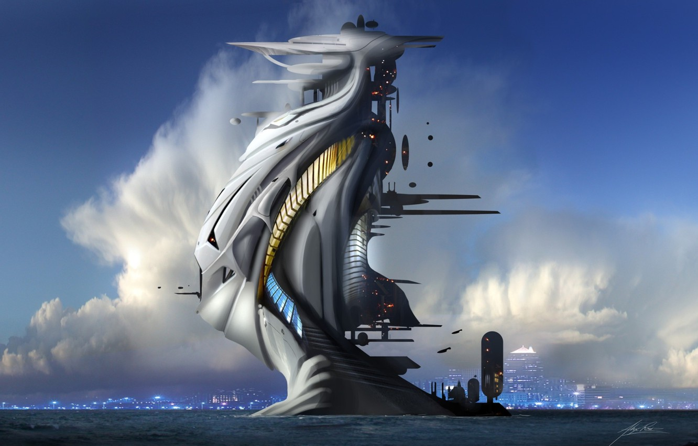 фантастика, необыкновенные корабли картинки сегодня
