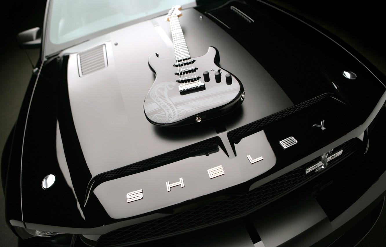 Фото обои гитара, shelby, stratocaster, 500kr
